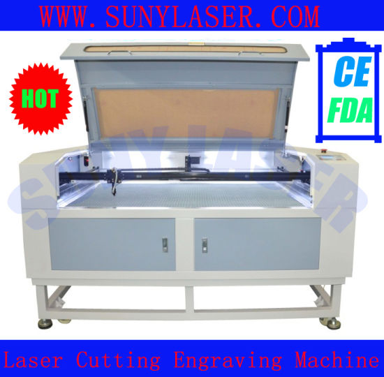 High Quality CO2 Laser Cutting Machine with Ce and FDA