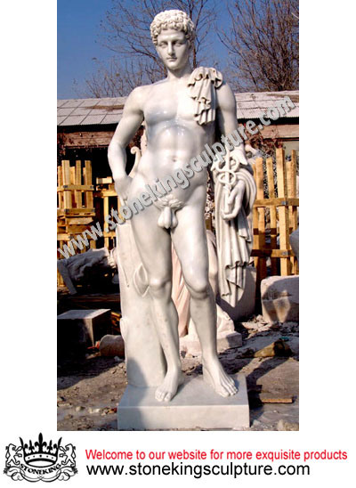Top Quality Carved Life Size Marble Statues (SK-2447) pictures & photos
