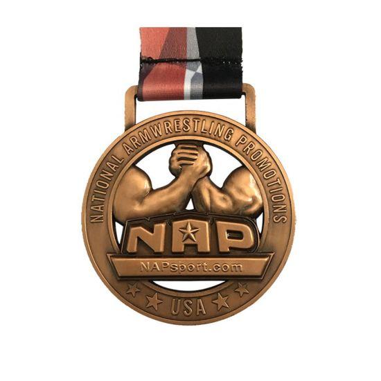 Custom New Design Honor Autism Awareness Medal