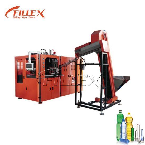 Fully Automatic 4 Cavity Pet Bottle Blowing Making Machine