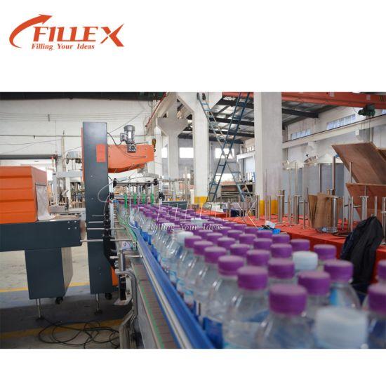 Adjustable Speed Plastic Conveyor Belt for Empty Bottle
