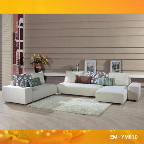 China Design Fabric Contemporary Sofa (YM-810 MODERN ...