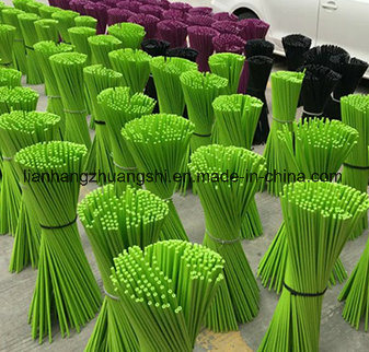 Fiberglass Rod Pultrusion UV Resistant Colorful Pultruded