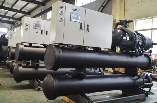 Customized Small Capacity Ground Source Hot Water Heat Pump