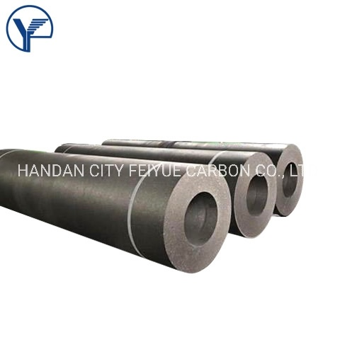 Lower Resistance UHP 450 500 600 700/ HP/ RP Graphite Electrode for Casting pictures & photos