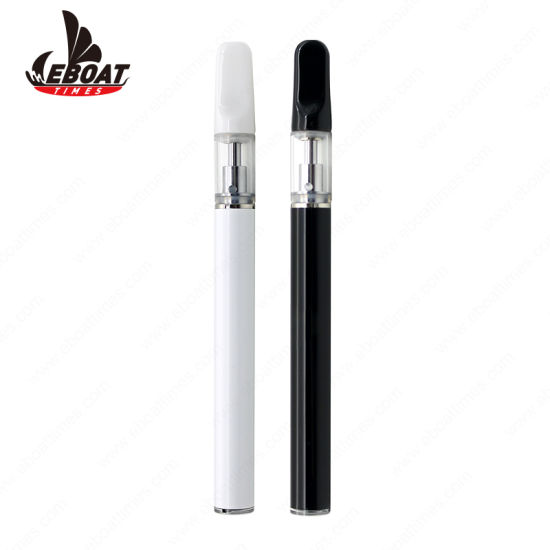 Eboat O8 Thick Oil Cartridge Disposable Vape Pen Electronic Cigarettes