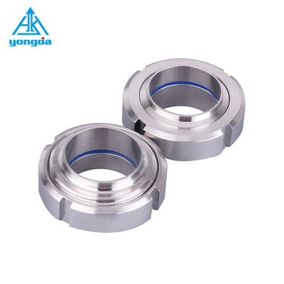 Stainless Steel 304/304L Sanitary Union Pipe Fitting Supplier Manufacture