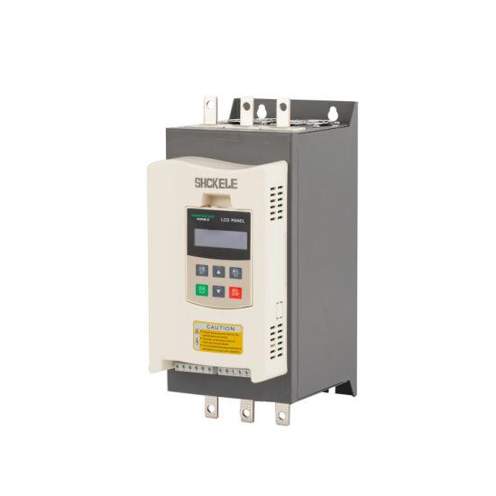 630 Kw Durable Soft Starter for Open Loop Protection High Voltage Soft Starter Electric Motor Soft Start 50/60Hz