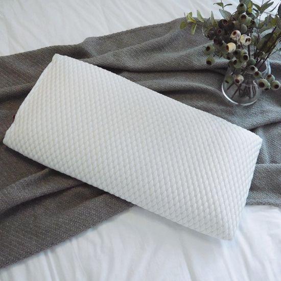Breathable Bamboo Fiber Memory Foam Pillows