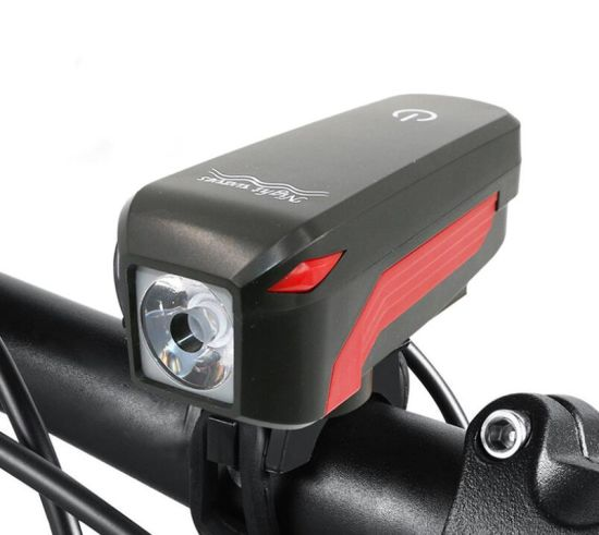 Bicycle Battery Speaker Light, Mountain Bicycle Accessories pictures & photos