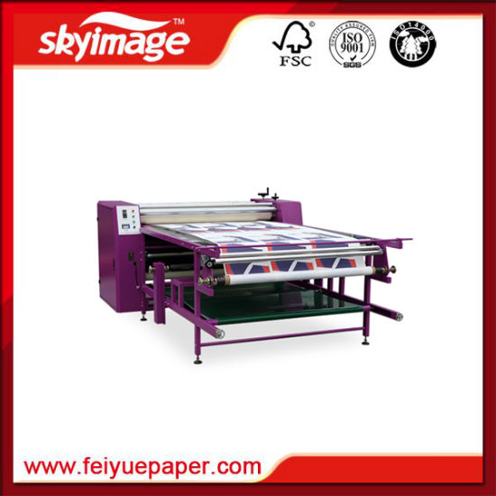 800mm*1700mm Large Format Rotary Drum Transfer Machine for High Speed Printing