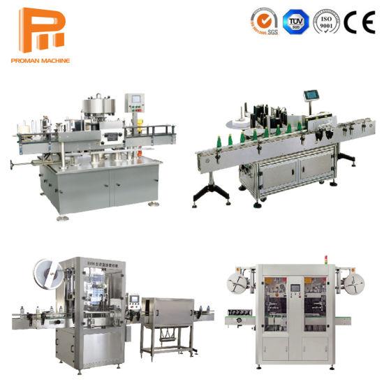 Automatic PVC Sleeve Label Machine/ Labeling Machine