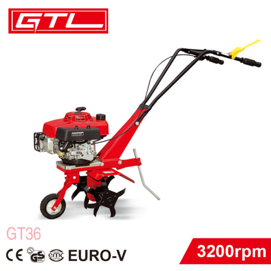China Lightweight Agriculture Machine Mini Rotary Tiller 4 Stroke