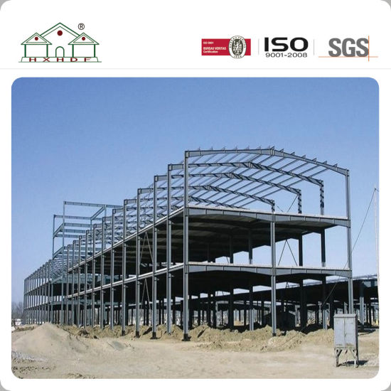 Light Type Industrial Construction Design Steel Structure Warehouse Buildings Metal Structure pictures & photos