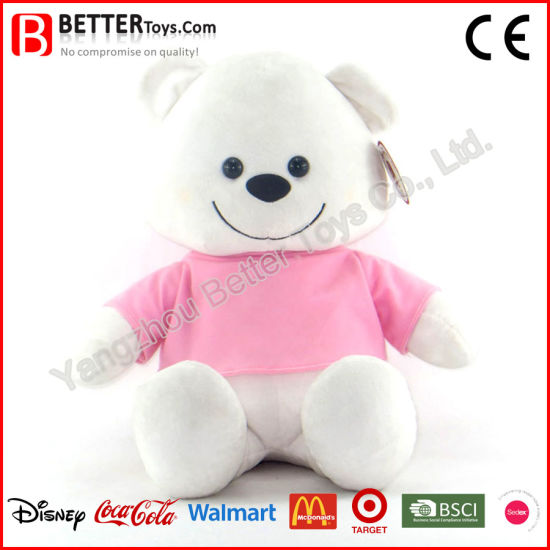 Soft Cuddle Stuffed Teddy Bear Plush Toys for Baby/Kids pictures & photos