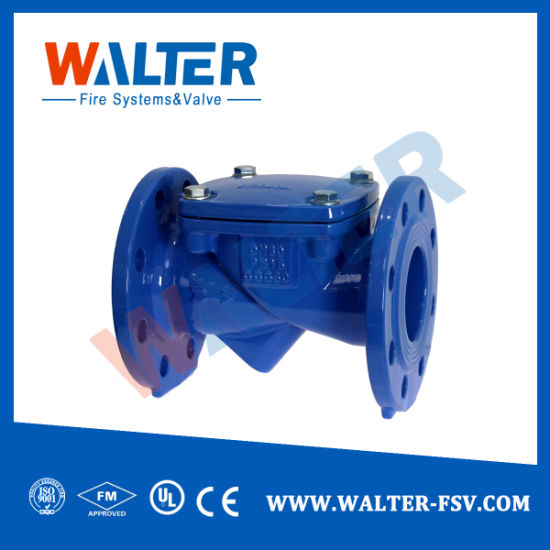 Resilient Seat Swing Check Valve