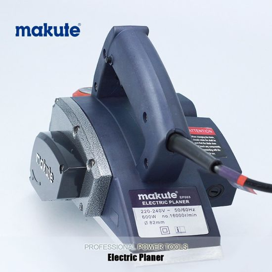 Makute 600W Power Tool Function of Planer Machine (EP003) pictures & photos