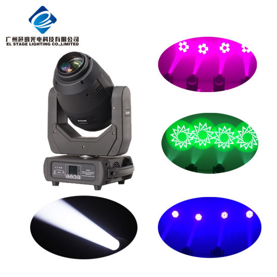 LED 250W Zooming Beam Wash Spot 3in1 Moving Head Light