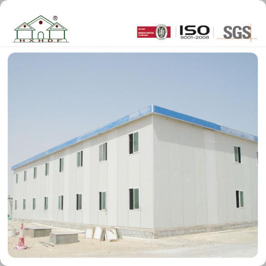 Light Steel Frame High Quality Prefab House Labor Camp