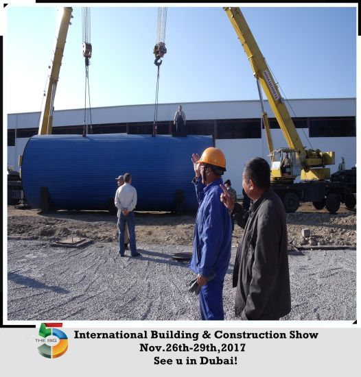 China Building Material Gypsum Plaster Powder Production