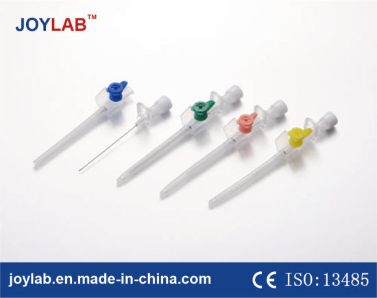 Disposable I. V. Cannula IV Cannula, Injection Type, 14-24G pictures & photos