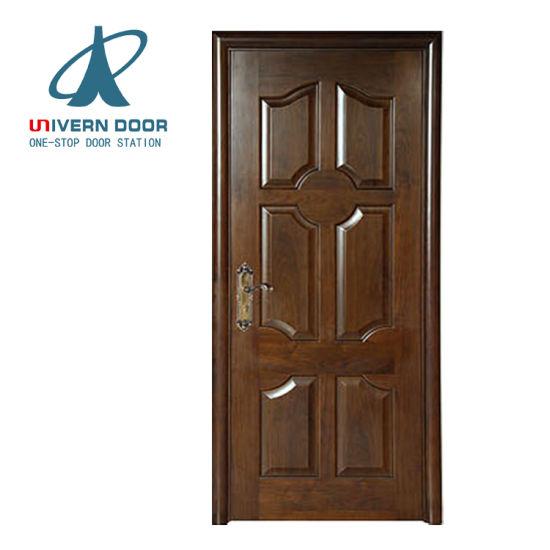 China Hormann Wood Door Interior