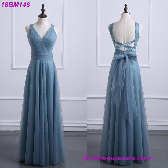 2018 Bridesmaid Dresses From China