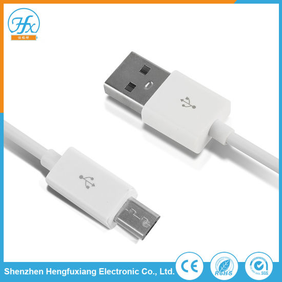 High Quality Micro USB Data Cable Mobile Accessories pictures & photos