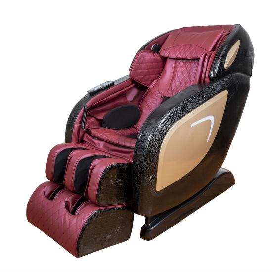 Smart 4D Zero Gravity Full Body Office L Shape Home Use Massage Chair