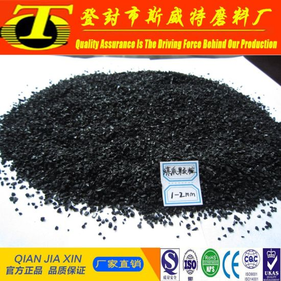 High Adsorption Capacity Activated Carbon for Water Treatment