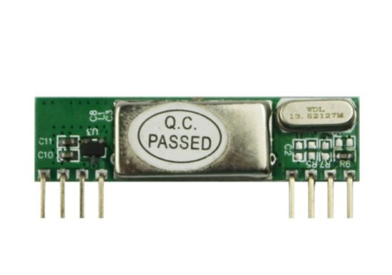 Ask 315MHz Wireless Controller RF Receiver Module for Security Alarm Yet210 pictures & photos