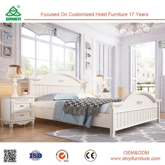Modern China Foshan Malaysia MDF Wooden Bedroom Furniture Set Wood ...