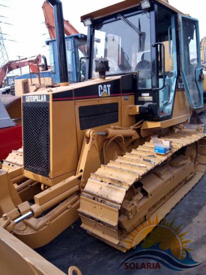 China Used Original Japan Cat D3c Crawler Bulldozer for Sale