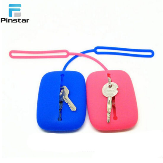 Fashion Portable Squeeze Pouch Red Color Silicone Coin Purse pictures & photos