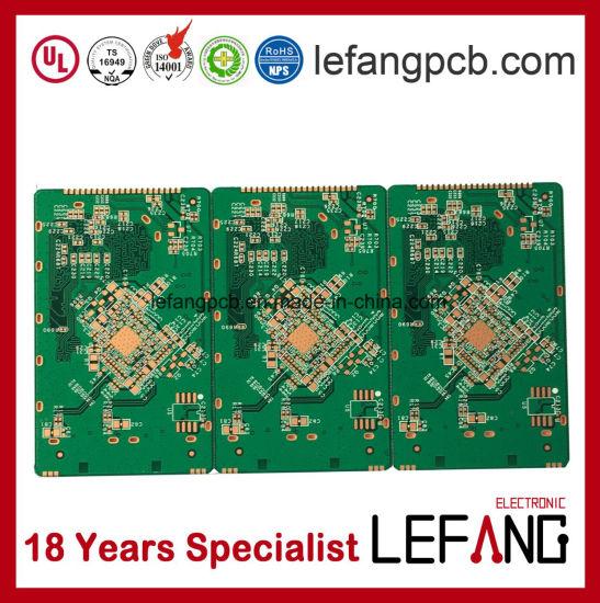 China Gold Finger PCB Design Layout Printed Circuit - China PCB ...