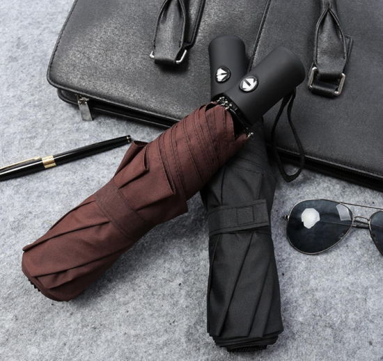 Hot Sell Fully Automatic Folding Umbrella with OEM Brand
