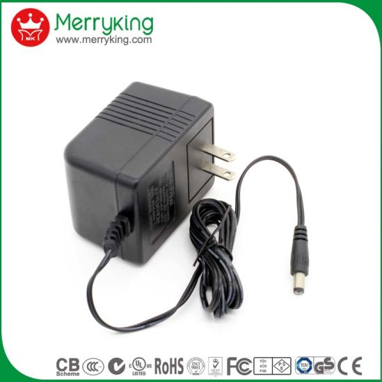 China High-Quality UL/FCC Certified 12V/1A Linear Power