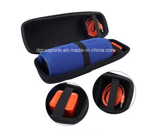 Wholesale Shockproof Hard EVA Bluetooth Speaker Case Bag