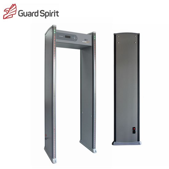China Airport Security CE Certified Body Scanner Metal