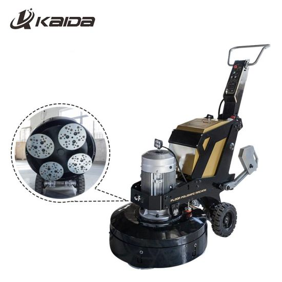 China New Patent Dry And Wet Floor Grinding Work Mode