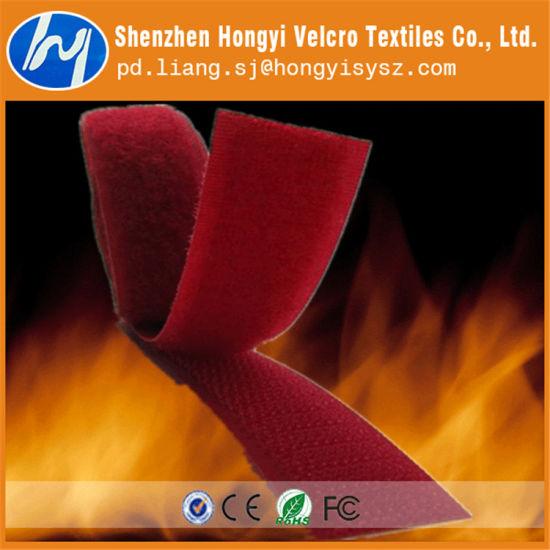Reusable High Quality Flame Retardant Hook & Loop