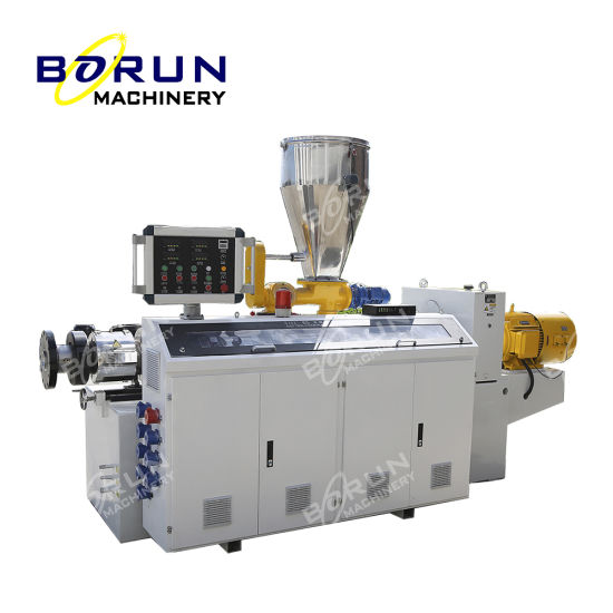 20-63mm Plastic PE PPR Pipe Extrusion Making Machine