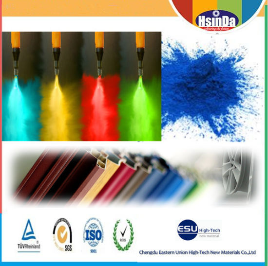 China Manufacture Ral Color Chart Furniture Aluminium Profile Powder