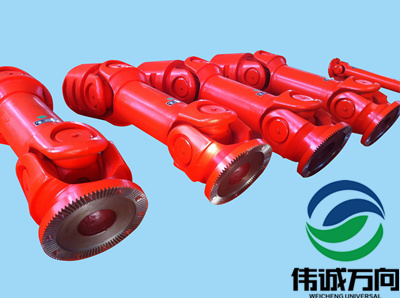 Cardan Shaft for Industrial Equipment pictures & photos