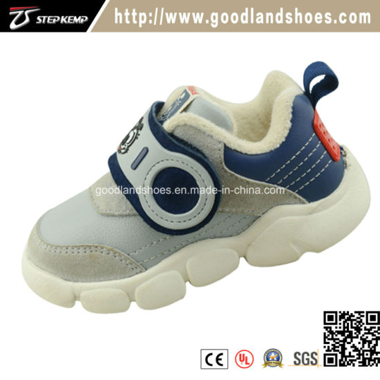 New Good Selling Chirldren Casual Sport Baby Shoes Ex-9107
