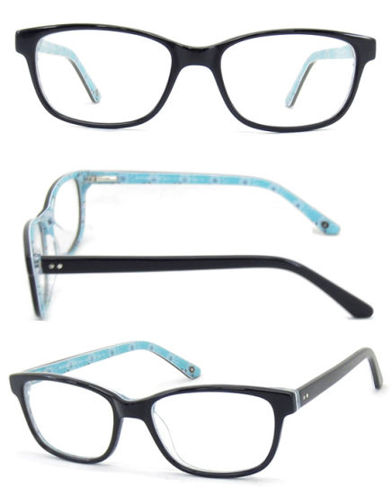 Laser Logo Optical Frames Acetate Most Hot Big Size Acetate Optical Frames Cellulose Acetate