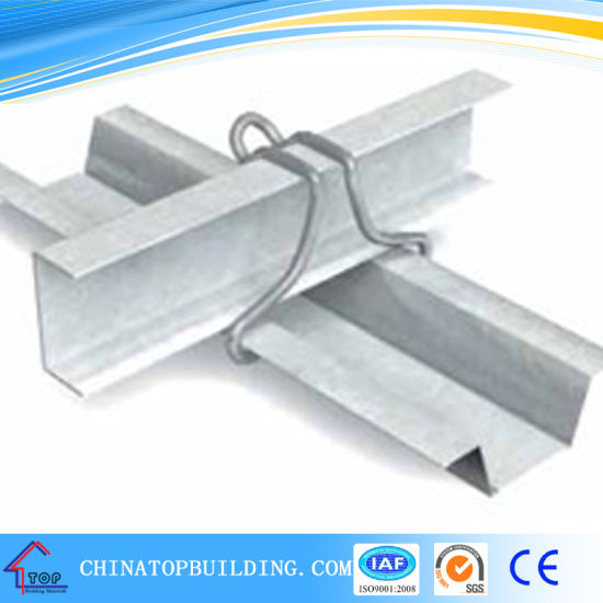 Gypsum Board Suspended Ceiling System ~ China furring channels of suspended gypsum board ceiling