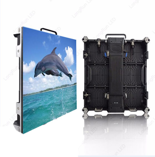 LED Display Cabinet Indoor LED Screen P2.5/P3.91/P4.81 Interior LED Panel Video Wall Signage