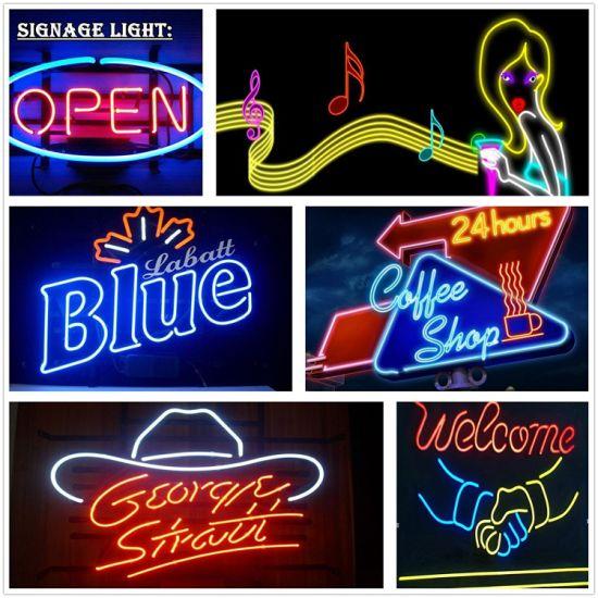 Custom Acrylic Neon Light Advertising LED Neon Sign