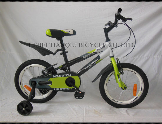 "Blue Color Children Bicycle of 12"" 14"" 16"" 20"" Inch Boy Bicycle Girl Bicycle pictures & photos"